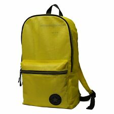 CONVERSE NEW Men's / Womens Yellow Backpack Mesh Packable BNWT