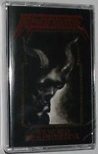 IN SOLITUDE - The Flesh, The Devil -  Kassette Audio Cassette Tape MC - NEU OVP