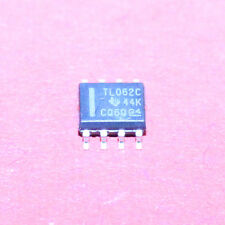 50 STK. TL062CD - TEXAS INSTRUMENTS - DUAL Op-Amp  - SO-8 - 50pcs
