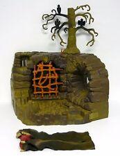 HORDAK'S FRIGHT ZONE Vintage He-Man Figure Playset Evil Horde MOTU COMPLETE 1985