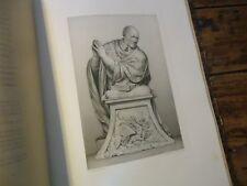 RARE - LES TROIS STATUES DU CARDINAL DE BERULLE ETUDE ARCHEOLOGIQUE 1893 100 EX