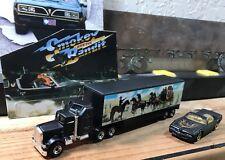 Smokey And The Bandit Custom Truck Trailer +Trans Am Similar Retro Kenworth Semi