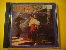 DANZA FUEGO: FLAMENCO POETRY Tribute to Frederico Garcia Lorca ~ Latin Music