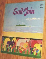 VINYL LP Sail-Joia - Sail-Joia / Begium pressing Biram 6450 921