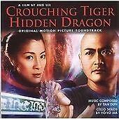 Crouching Tiger, Hidden Dragon, Tan Dun, Yo-Yo Ma, Very Good Soundtrack