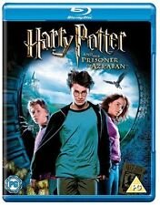 HARRY POTTER AND THE PRISONER OF AZKABAN YEAR 3 BLU RAY Brand New and Sealed UK