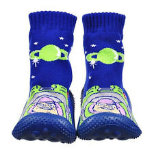 Lil Runners Planet Sox Sock Size 24 Months Shoe Size 6.5 Disney Toy Story Buzz