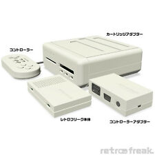 New ! RETROFREAK Controller Adapter Set Retro Freak famicom Game JAPAN F/S