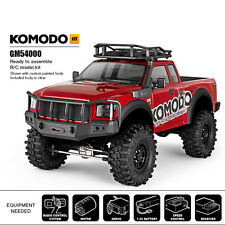 Gmade KOMODO GS01 4WD Off-Road Adventure Vehicle, Kit GMA54000