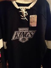 Los Angeles Kings Hockey Jersey XL Men Black CCM Vintage Jersey