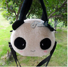 borsa fashion panda bag shoulder peluche plush bear kawaii rilakkuma big new big
