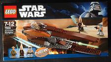 LEGO STAR WARS - 7959 GEONOSIAN STARFIGHTER  *NO MINIFIGURAS / NO MINIFIGURES*