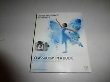 Brand New Genuine Adobe Photoshop Elements 7 PC version B201