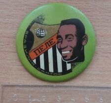 Rare old big pin PELE
