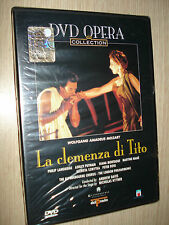 DVD OPERA COLLECTION LA CLEMENZA DI TITO MOZART LONDON LANGRIDGE PUTNAM