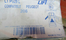 Peugeot 206 Power Window Regulator Electric Left Front LT PG29 L 9221F9  Lot B