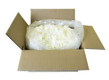 Eco soya soy wax cb-135  -  50lbs bag (22.6kg) - natural - for candle making