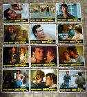 PATRICK SWAYZE * DIRTY TIGER, PIPER LAURIE - 12 AHF`S - German L C Set 1988