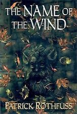 The Name of the Wind (the Kingkiller Chronicle: Day One) by Patrick Rothfuss...