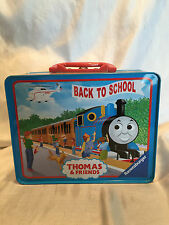 Collectible Pre-owned Thomas & Friends, Back to School Puzzle/Lunch Box 2004