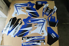 FLU  DESIGNS PTS2  GRAPHICS  YAMAHA  WR250F  WR450F  WRF250  WRF450  2003 2004