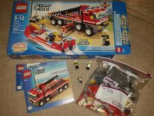 LEGO City Off-Road Fire Truck & Fireboat (7213)
