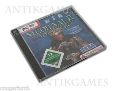 Total War: Medieval II DVD Version in original CD Hülle