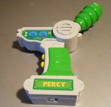 THOMAS AND FRIENDS TRACKMASTER PERCY ENGINE REMOTE CONTROL TESTED WORKING