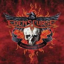 Condemned To Burn: the U.K. Tour Collection * by Eden's Curse (CD, 2009,...