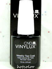 CND VINYLUX Weekly Nail Polish Top Coat 15ml / 0.5fl.oz