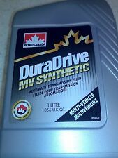 PETROCANADA DuraDrive MV Synthetic Multi-Vehicle Automatic Transmission Fluid 1l