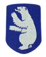Parche bandera Groenlandia greenland emblema escudo de armas PATCH bordado