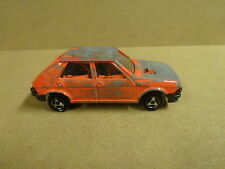 MAJORETTE N° 239 MADE IN FRANCE 1/53 - FIAT RITMO