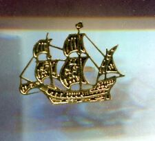 RARE PINS PIN'S .. TOURISME EXPO SEVILLE AMERICA COLON COLOMB 1492 BATEAU OR ~CT