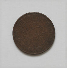 NEDERLANDSCH INDIE antique coin 1915