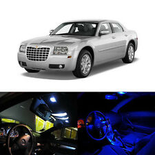 4 x LED Full Interior Lights Package Deal For 2005-2010 Chrysler 300 300C