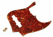 Aged Real Celluloid 62 JB Pickguard Montreux Retrovibe fits to Jazz Bass ®