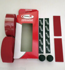 1 X RavX Deluxe, Red Handle Bar Tape Smooth Touch Free AU Post +Cheaper Air-Mail