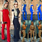 Sexy Women Summer Bodycon Clubwear Party Jumpsuit&Romper Long Trousers Pants