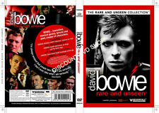 David Bowie - Rare And Unseen (DVD, 2010) NEW ITEM