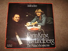 KARIN KROG NILS LINDBERG AS YOU ARE VINYL LP
