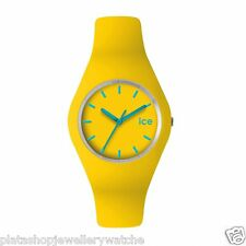 ICE Watch ice.yw.u.s.12 GIALLO BLU IN SILICONE UNISEX ORIGINALE