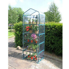 BOTANICO 5 TIER MINI GROW GREEN HOUSE OUTDOOR GARDENING PLANTING PLANTS SHELVES