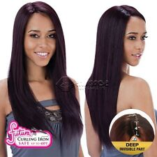Freetress Equal Lace Front Deep Invisible Part Wig - Kenzie