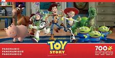 CEACO DISNEY PIXAR PANORAMIC JIGSAW PUZZLE TOY STORY 700 PCS #2919-1