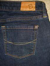 BULLHEAD Newport Skinny Stretch Dark Denim Jeans Womens Size 3 S x 26
