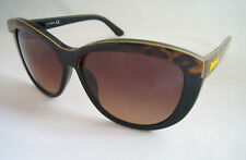 ROBERTO CAVALLI SUNGLASSES BLACK LEOPARD JC 499 05K GENUINE BNWT JUST CAVALLI