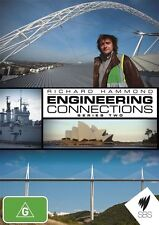 Engineering Connections - Series 2 DVD NEW