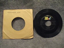 "45 RPM 7"" Record Tab Hunter Dont Get Around Much Anymore Dot Records 45-15548"