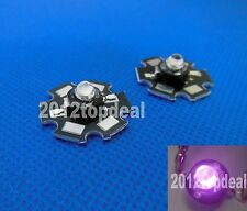 1pcs 3W Infrared IR 850NM 60degree High Power LED Emitter with 20mm Star PCB DIY